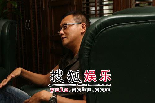 蒋家骏:说我们抢钱,我反对