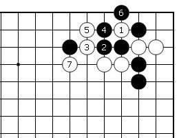 围棋周刊棋局-围棋实战手段10:变着还是骗着