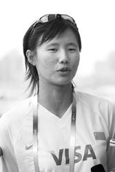 无悔选择帆船运动 徐莉佳憧憬北京奥运再创佳绩