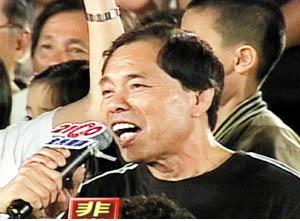 调查报告称台湾319枪击案疑犯陈义雄为他杀(图)