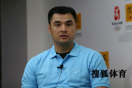 刘玉栋做客搜狐 战神风采依旧仍在