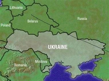 图文:俄罗斯客机乌克兰上空坠毁 机上载170人
