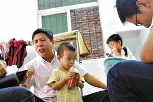 情侣绑架10岁儿童勒索20万 警方5小时侦破(图)