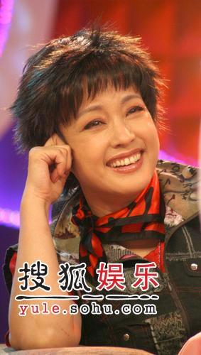 刘晓庆否认整过容 大爆女星整容很常见(组图)
