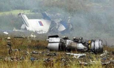 搜救人员找到俄坠毁客机残骸并已找到30具尸体