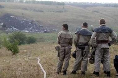 乌克兰紧急事务部官员排除恐怖袭击致坠机可能