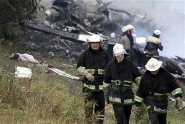 乌克兰成立专门委员会协助失事客机救援