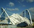 鸟巢钢结构卸载,北京奥运场馆,体育馆,图片,介绍