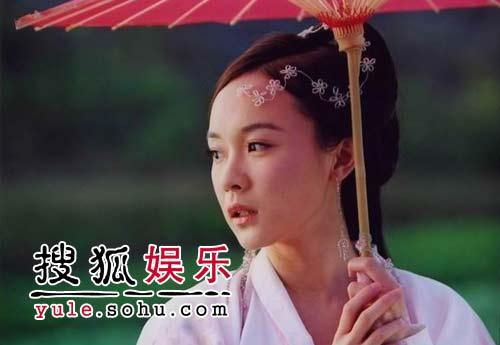 霍思燕拍《聊斋》 为TAE当中文辅导老师(图)
