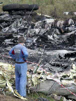俄媒称坠机或与乌克兰军演有关 乌军方否认(图)