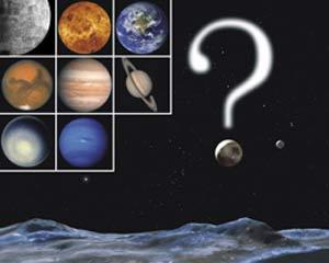 第二份草案将表决九大行星 冥王星被分到第二级