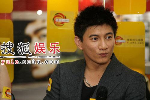 独家:《大码头》主角吴奇隆谈自己扮演角色