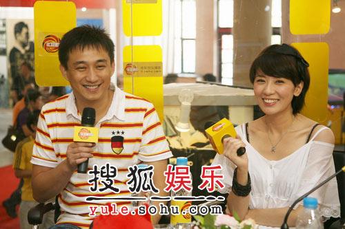 快讯:黄磊贾静雯做客谈《悲伤时唱首歌》