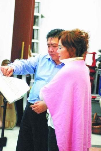 歌剧启幕爱乐音乐季《图兰朵》形式像京剧(图)