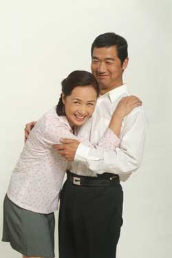 五十年婚姻五十集 张国立蒋雯丽熬到《金婚》