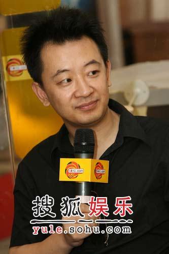 独家:影视演员黄海波做客搜狐访谈室4