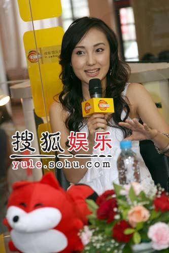 独家:青年演员小史可做客搜狐访谈室4