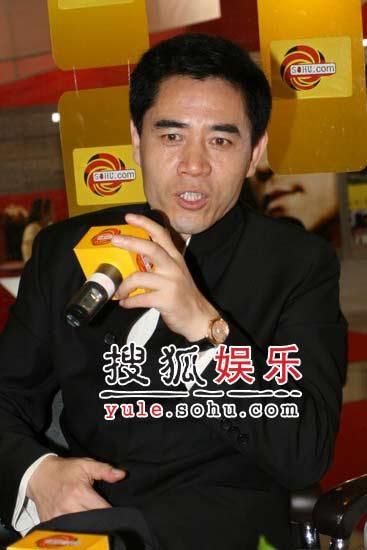 快讯:陈宝国喜欢打擂 希望挑战自我