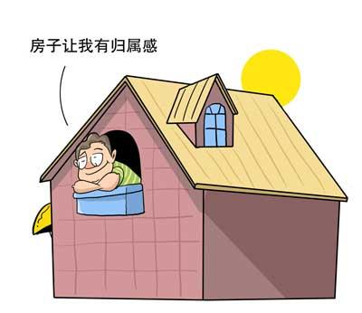 房给自己看 车给别人看 先买车还是买房?(图)