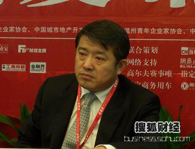 搜狐财经专访陈东升:商业改变中国