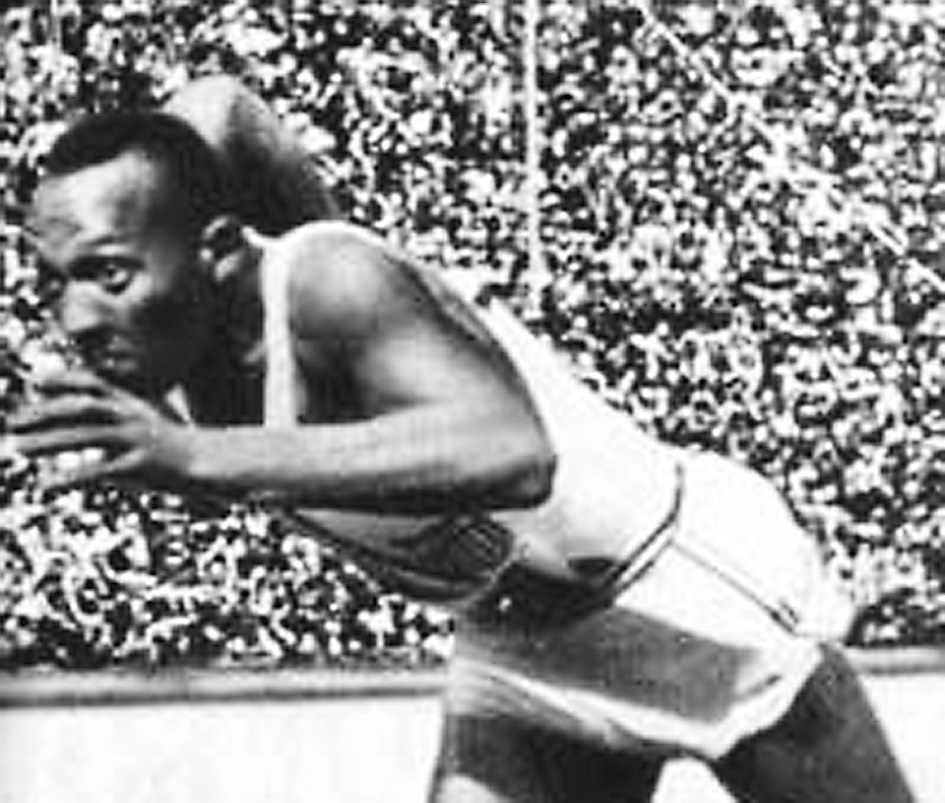 奥运英雄系列(21) 6次创造世界纪录的欧文斯