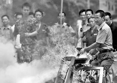 重庆预防高温发生火灾 社区举办消防培训(图)