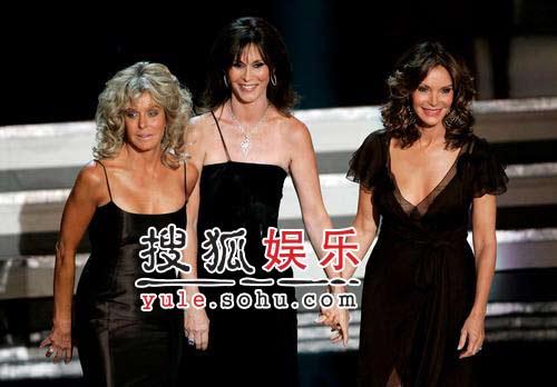 图文:三个女人一台戏