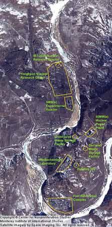 美间谍卫星探测地下10米活动 炮制朝鲜核试(图)