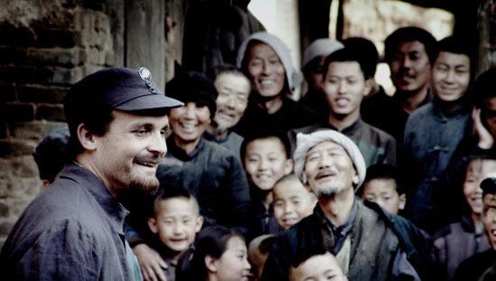 追随他如人生的楷模 杨阳谈电视剧《白求恩》