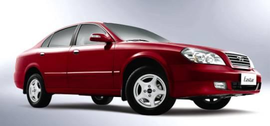 奇瑞东方之子双剑合壁 驰骋中级车市场