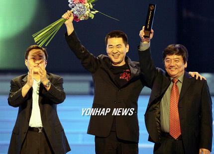 首届首尔电视剧颁奖典礼 中国两部作品获大奖