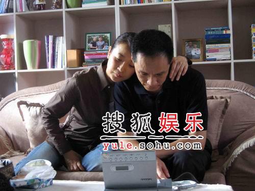陈小艺夫妇再联手 《女人心事》顺利关机(图)