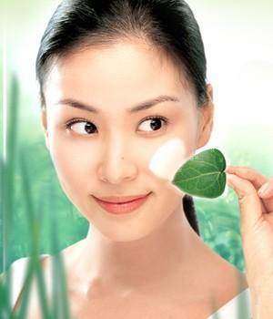 护肤窍门:教你绿茶做护肤化妆水