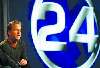 基弗:我曾认为没人会喜欢《24小时》(组图)