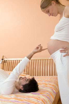 解读她和他的亲密孕期