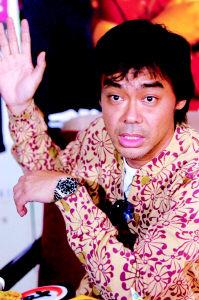 刘青云爆曾给发哥当跟班 否认与杜琪峰闹矛盾