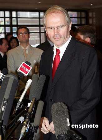 美助卿希尔将访中日韩 会晤六方会谈团长等高层
