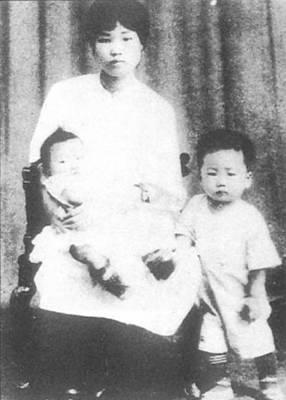 1930年11月14日毛泽东妻子杨开慧长沙被害(图)