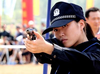澳门警�_全国第三届大城市警察体育三项比赛昨日在吉林市开战,包括香港,澳门在
