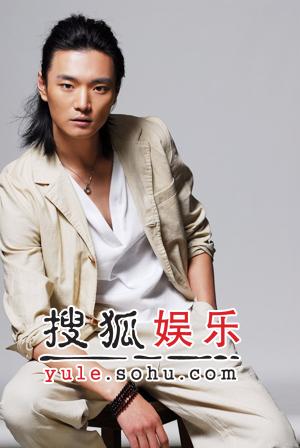 《大祠堂》男主演赵鸿飞:其实我也很安静(图)