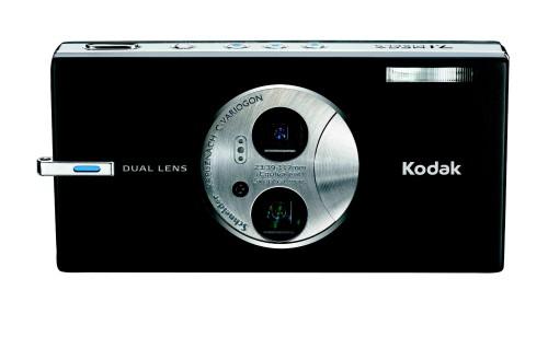 柯达发布世界最小超广角变焦数码相机V705