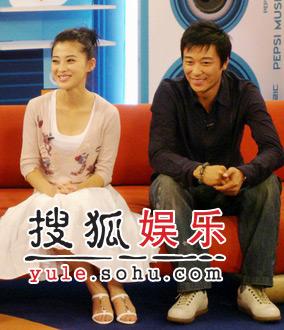 梅婷刘磊做客《风云榜》 重温《幸福》点滴事