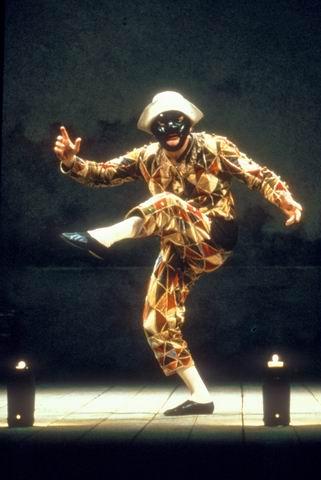 图:意大利米兰小剧院话剧《一仆二主》