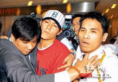 红网:看陈冠希如何被揍 聊明星挨打和打人(组图)
