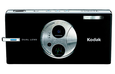 柯达防抖双镜头V705相机周末低价上市