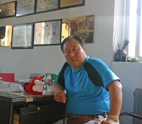 专访刘永福:亚运金牌堪比奥运 袁华到08没问题