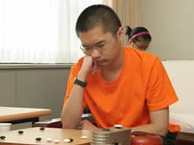 组图:第8届农心杯赛 中国五虎将之古力陈耀烨