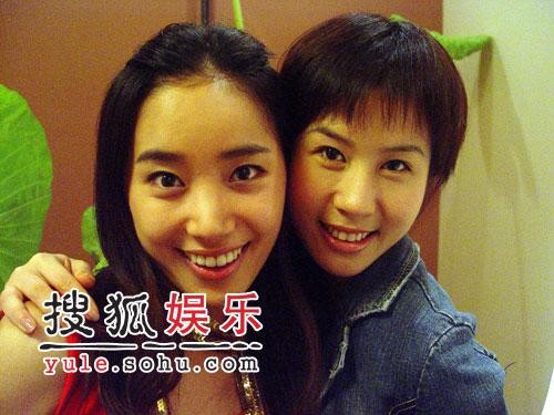 《大长今》演唱者李安与刘珊珊500万代言(图)