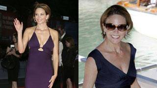戴安-紫色礼服优雅迷人莱恩