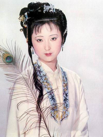 《红楼梦》精美剧照-林黛玉